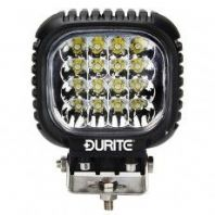 DURITE <BR>16 x 3W CREE LED Spot Lamp - Black, 10-30V 3800lm, IP67<br>ALT/0-420-77